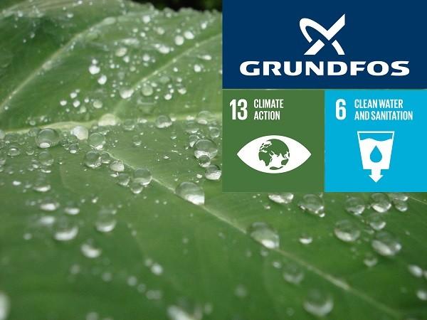 Δράσεις για το περιβάλλον από την Grundfos