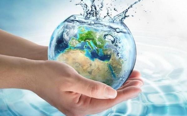 Παγκόσμια ημέρα νερού 22 Μαρτίου